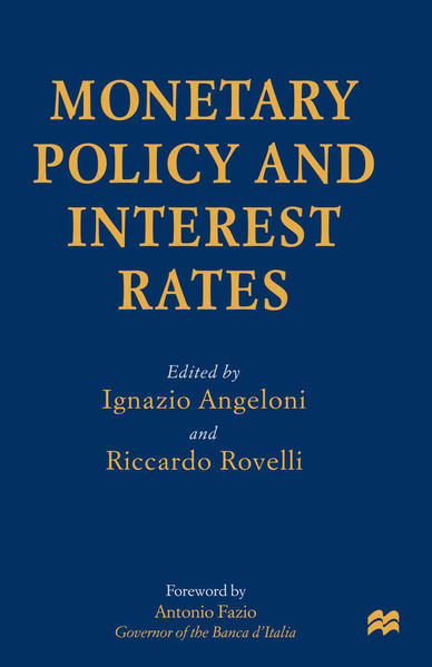 Monetary Policy and Interest Rates - Coverbild
