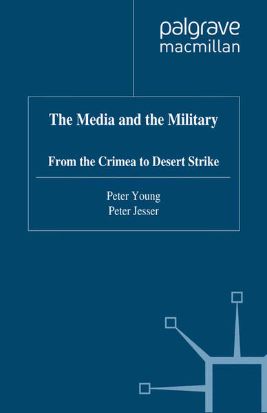 The Media and the Military - Coverbild