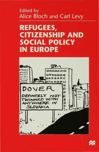 Refugees, Citizenship and Social Policy in Europe - Coverbild