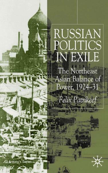 Russian Politics in Exile - Coverbild
