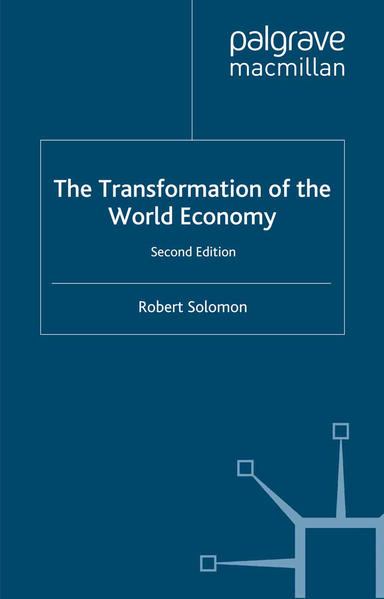 The Transformation of the World Economy - Coverbild
