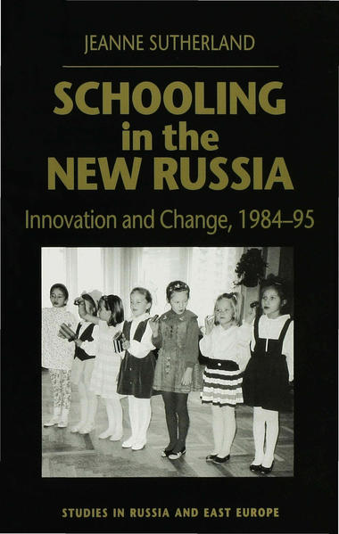 Schooling in New Russia - Coverbild