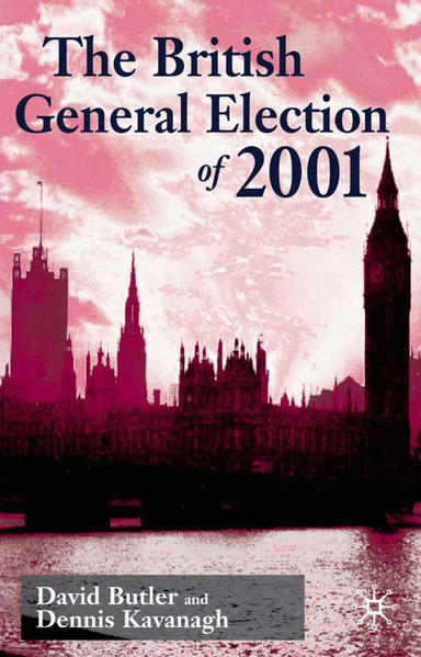 The British General Election of 2001 - Coverbild