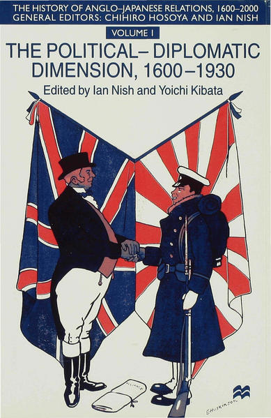The History of Anglo-Japanese Relations, 1600-2000 - Coverbild