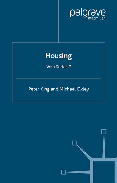 Housing: Who Decides? - Coverbild
