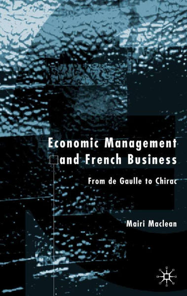 Economic Management and French Business - Coverbild