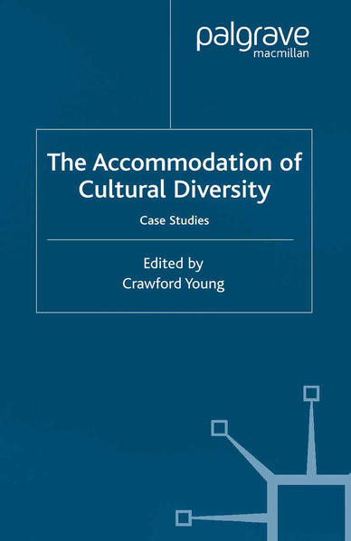 The Accommodation of Cultural Diversity - Coverbild