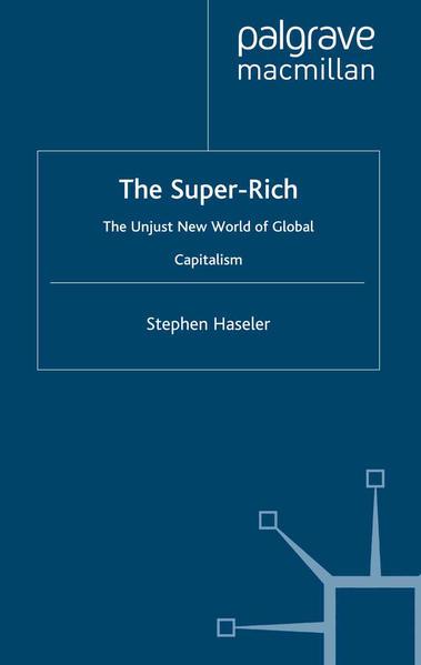 The Super-Rich - Coverbild