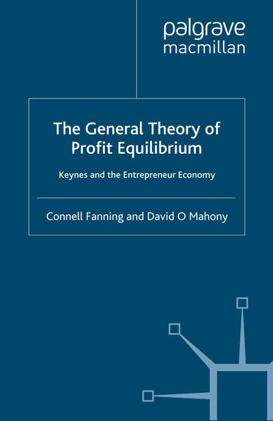 The General Theory of Profit Equilibrium - Coverbild