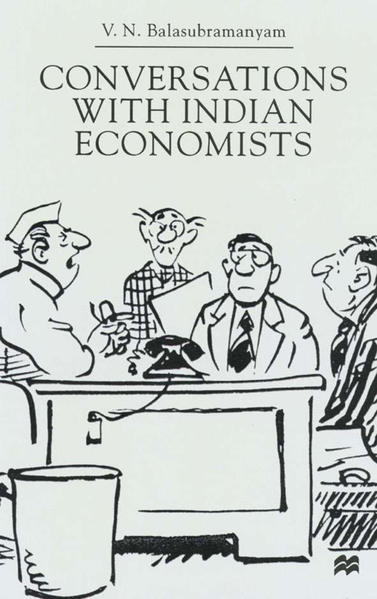 Conversations With Indian Economists - Coverbild