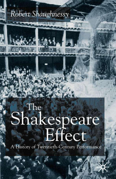 The Shakespeare Effect - Coverbild