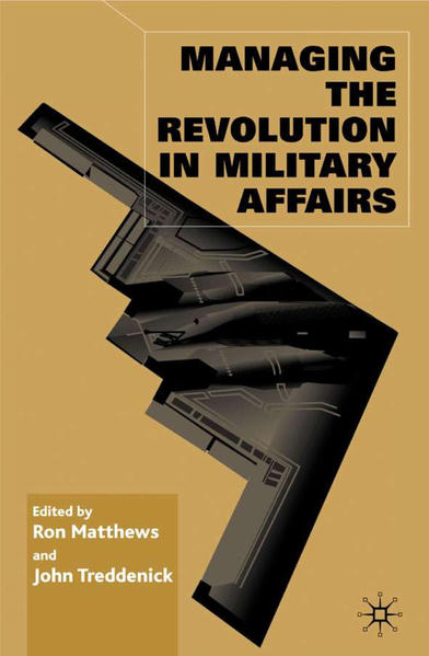 Managing the Revolution in Military Affairs - Coverbild