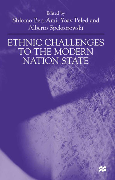 Ethnic Challenges to the Modern - Coverbild