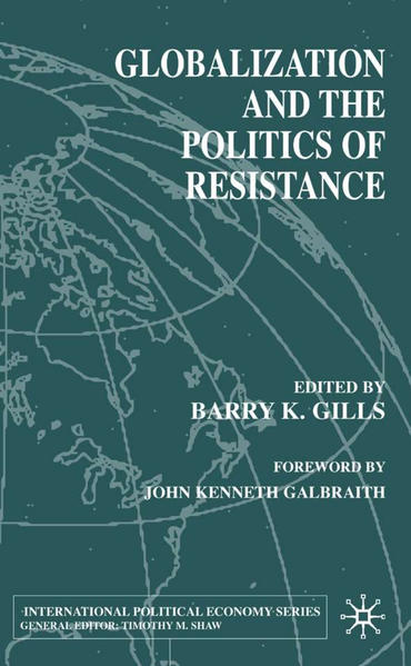 Globalization and the Politics of Resistance - Coverbild