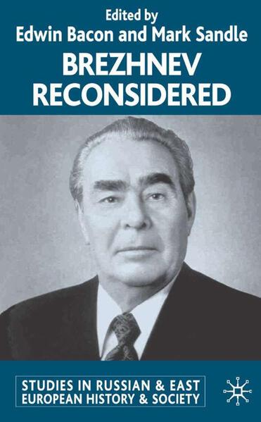 Brezhnev Reconsidered - Coverbild