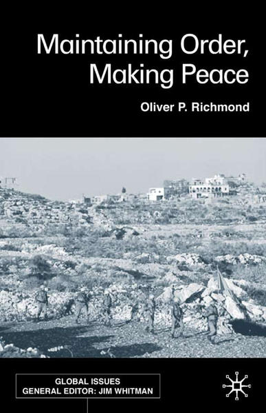 Maintaining Order, Making Peace - Coverbild