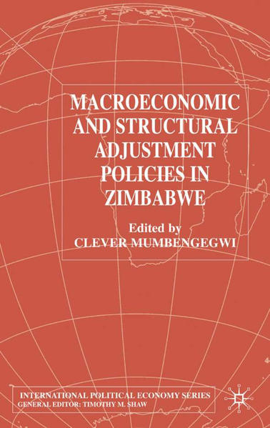 Macroeconomic and Structural Adjustment Policies in Zimbabwe - Coverbild