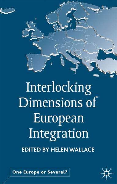 Interlocking Dimensions of European Integration - Coverbild