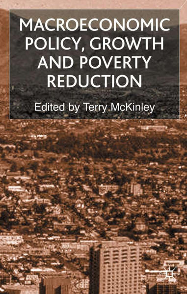 Macroeconomic Policy, Growth and Poverty Reduction - Coverbild