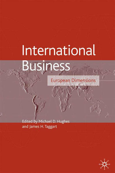 International Business - Coverbild