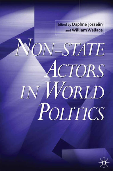 Non-State Actors in World Politics - Coverbild