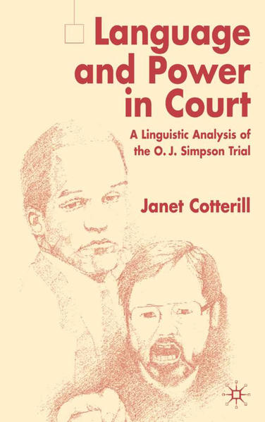 Language and Power in Court - Coverbild