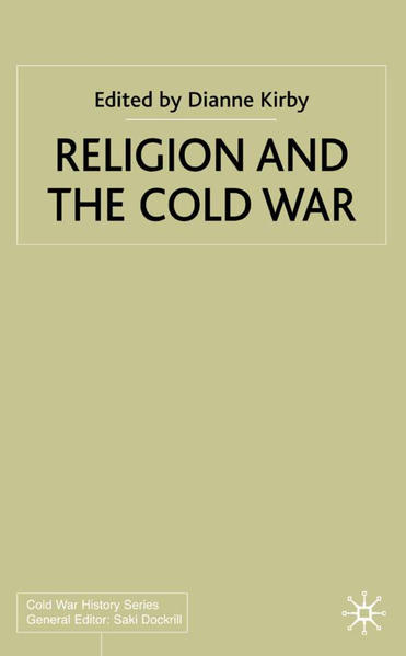 Religion and the Cold War - Coverbild