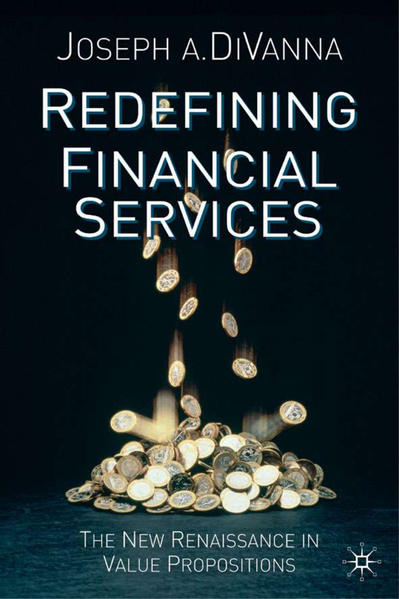 Redefining Financial Services - Coverbild