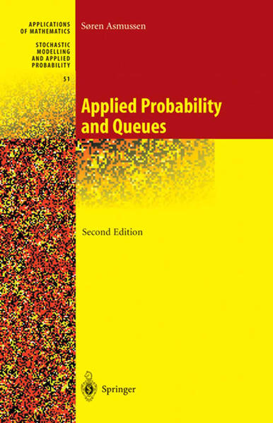Applied Probability and Queues - Coverbild