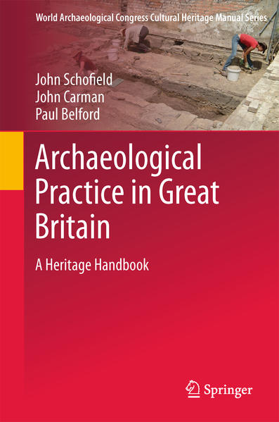 Archaeological Practice in Great Britain - Coverbild