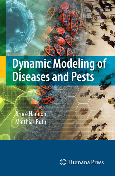 Dynamic Modeling of Diseases and Pests - Coverbild