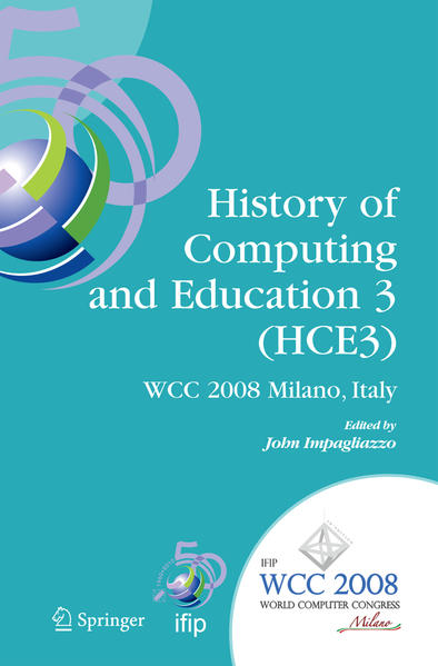 History of Computing and Education 3 (HCE3) - Coverbild