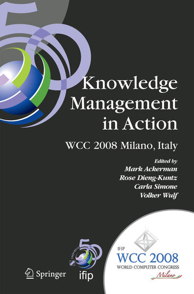 Knowledge Management in Action - Coverbild