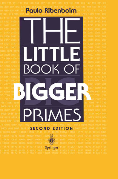 The Little Book of Bigger Primes - Coverbild