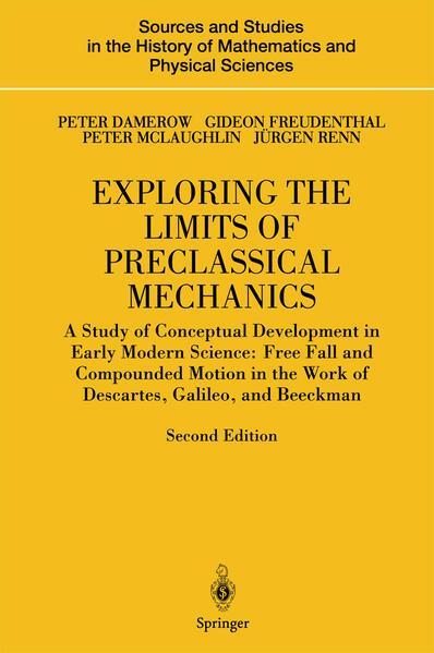 Exploring the Limits of Preclassical Mechanics - Coverbild