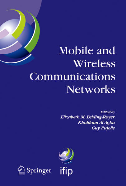 Mobile and Wireless Communications Networks - Coverbild