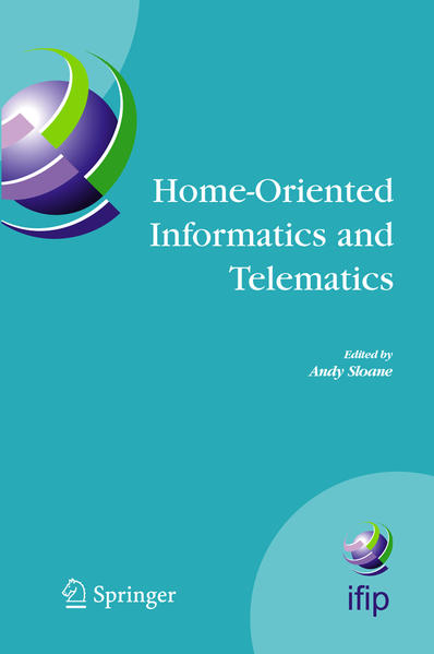 Home-Oriented Informatics and Telematics - Coverbild