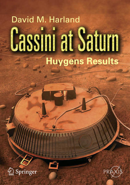 Cassini at Saturn - Coverbild