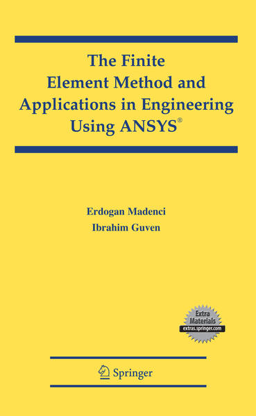 The Finite Element Method and Applications in Engineering Using ANSYS® - Coverbild