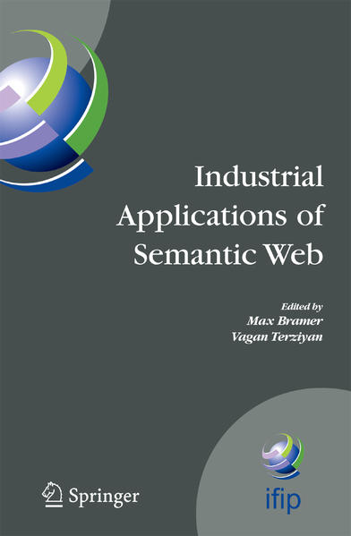 Industrial Applications of Semantic Web - Coverbild