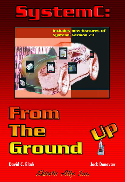 SystemC: From the Ground Up - Coverbild