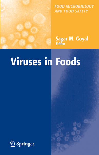 Viruses in Foods - Coverbild