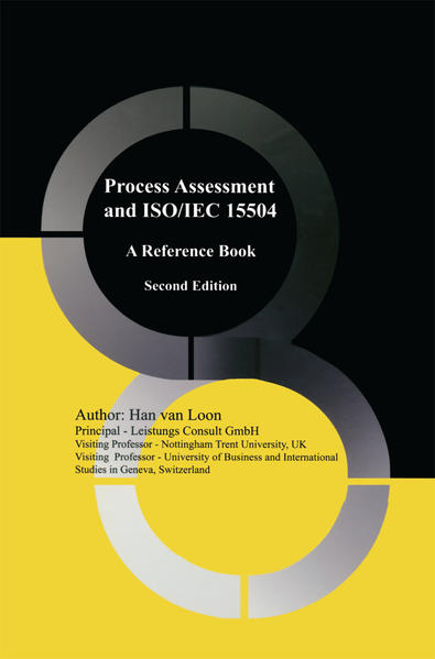 Process Assessment and ISO/IEC 15504 - Coverbild