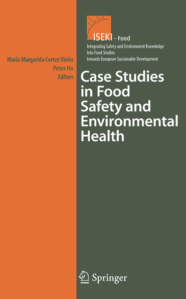 Case Studies in Food Safety and Environmental Health - Coverbild
