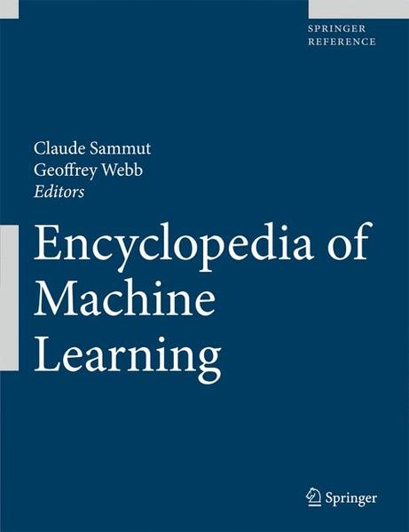 Encyclopedia of Machine Learning - Coverbild
