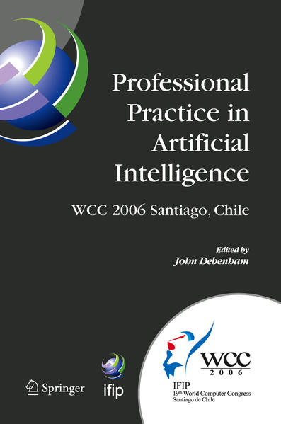 Professional Practice in Artificial Intelligence - Coverbild