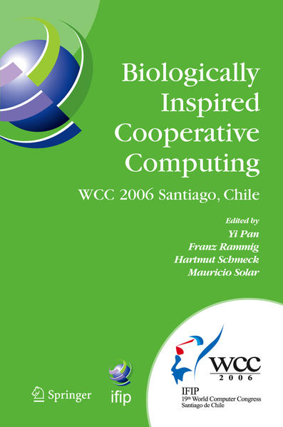 Biologically Inspired Cooperative Computing - Coverbild