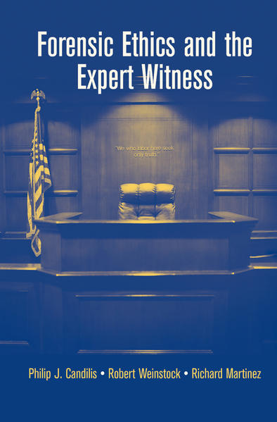 Forensic Ethics and the Expert Witness - Coverbild