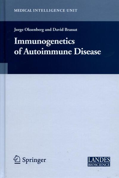 Immunogenetics of Autoimmune Disease - Coverbild
