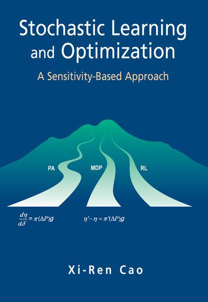 Stochastic Learning and Optimization - Coverbild